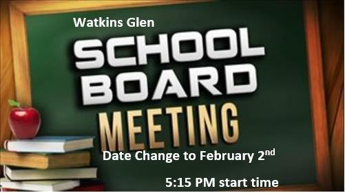 WGCSD Board Meeting